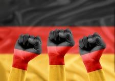 wachluje niemiec zdjęcia royalty free