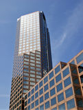 Wachovia Tower in Charlotte Stock Image