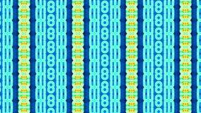 Wachsende neue Technologie des abstrakten Hintergrundes Zell lizenzfreie abbildung