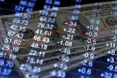 Wachsendes Geld stockfotos