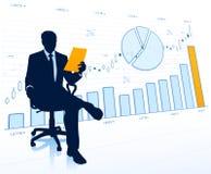 Wachsendes Geschäft Lizenzfreie Stockfotos