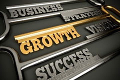 Wachstum Stockfotografie