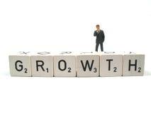 Wachstum Stockfoto