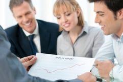 Wachstum und Erfolg lizenzfreie stockbilder