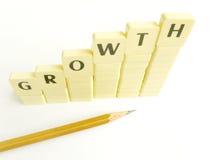 Wachstumkonzept Lizenzfreie Stockfotografie