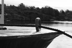 Wacht Boat Stock Afbeelding