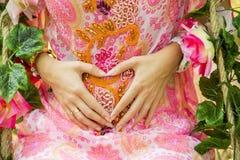 Wachtende baby Stock Fotografie