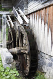 Wachterbach watermill, Lesach谷,奥地利 库存照片