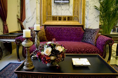 Wachtkamer royalty-vrije stock afbeelding
