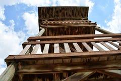 Wachturm Stockfotografie