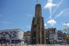 Wachturm in Calais Lizenzfreies Stockbild