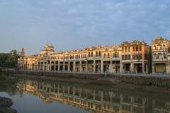 Wachturm, Chikan, Kaiping, China Stockbilder