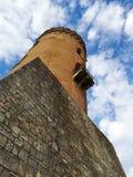 Wachturm von Targoviste Lizenzfreie Stockfotos