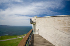 Wachturmdetail Stockbild