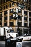 Wacker PL - Чикаго стоковые изображения