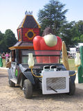 Wacky Races character at the Goodwood Festival of Speed. Royalty Free Stock Photo