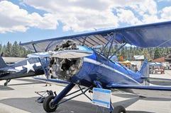 WACO Biplane Stock Photos
