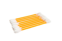 Wadded sticks. Isilated on white Stock Images