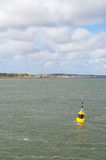 Wadden island Terschelling Royalty Free Stock Images