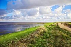 Wadden sea Stock Image