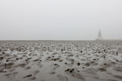 Wadden Sea Royalty Free Stock Photography