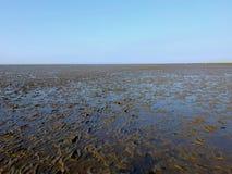 Wadden sea Stock Photos