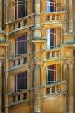 Waddesdon城堡 库存图片