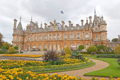 Waddesdon Landsitz und Garten in England Stockfotografie