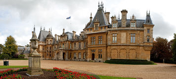 Waddesdon manor Royalty Free Stock Photography