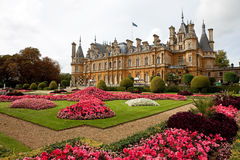 Waddesdon manor Stock Image
