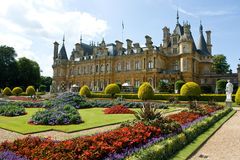 Waddesdon manor Royalty Free Stock Images