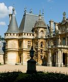 Waddesdon manor. A manor house in Buckinghamshire Royalty Free Stock Image