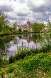 Waddon pond Stock Image