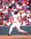Wade Boggs. Boston Red Sox Hall of Fame 3B Wade Boggs. Image taken from color slide stock images