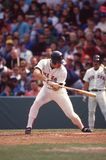 Wade Boggs. Boston Red Sox Hall of Fame 3B Wade Boggs. Image taken from color slide royalty free stock photos