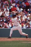 Wade Boggs. Boston Red Sox Hall of Fame 3B Wade Boggs. Image taken from color slide royalty free stock images