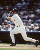 Wade Boggs. New York Yankees 3B Wade Boggs. (Image taken from color slide royalty free stock photography