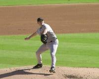 Wade Miller. Houston Astros pitcher Wade Miller. Image taken from color slide royalty free stock photo