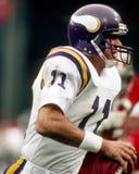 Wade Wilson. Minnesota Vikings QB Wade Wilson, #11. (Image taken from color slide stock photos