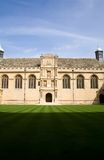 Wadham College, Oxford Royalty Free Stock Images