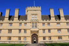 Wadham College, Oxford University, England Stock Photos