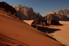 wadi ρουμιού στοκ φωτογραφία