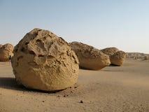Wadi Al-Hitan Fotografie Stock Libere da Diritti