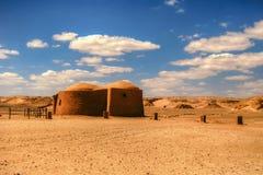 Wadi Al Hitan Royalty-vrije Stock Fotografie