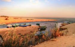 Wadi Al Rayan Royalty Free Stock Images