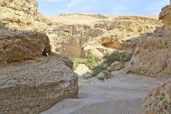Wadi Bani Khalid, Ash Sharqiyah region Royalty Free Stock Photography