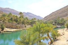 Wadi Bani Khalid, Ash Sharqiyah region Stock Image