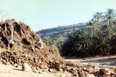 Wadi Clison Stockfotos