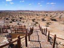 Wadi Dawkah, Dhofar region, Oman. Wadi Dawkah - nature reserve of frankincense trees in Dhofar region, Sultanate of Oman Royalty Free Stock Image
