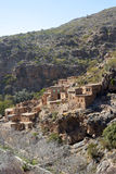 Wadi Habib Ghost Town Royalty Free Stock Images
